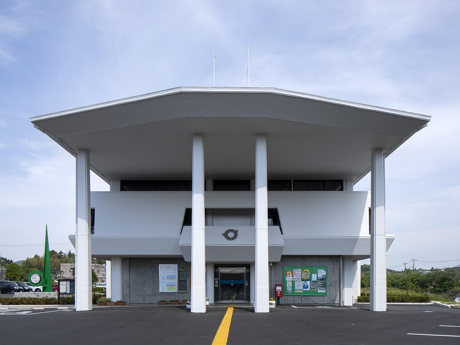 田布施町庁舎 耐震改修