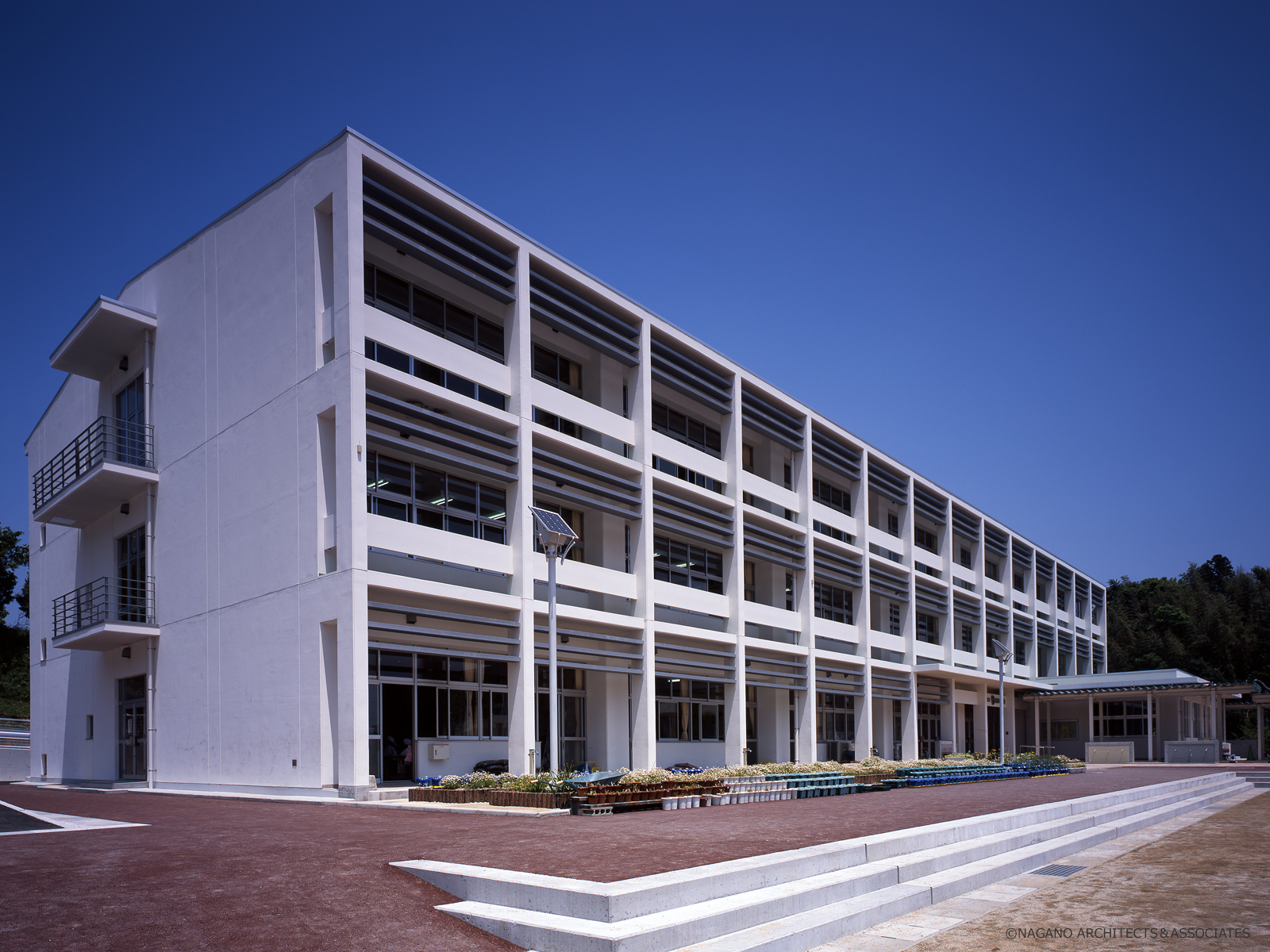 麻郷小学校